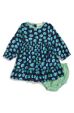 Stella McCartney Kids 'Martina' Print Dress & Bloomers (Baby Girls) available at #Nordstrom