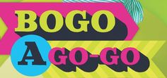 Yes, the Deals of December are a Bogo a Go-Go! Come check out each new deal - each day from December 1-24. We love our customers.