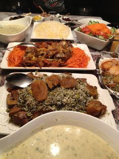 Persia iran on pinterest shiraz iran persian rice for Ahmad s persian cuisine