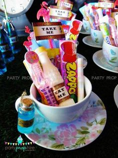 mad hatter tea party | Alice in Wonderland Themed Party by Party Prop Hire - Pictures ...