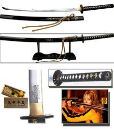 Masahiro Handmade Kill Bill (Bride's sword)