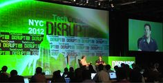 #TechCrunch is bringing the iconic Disrupt and Hackathon to London. @TechCrunch Disrupt 2014