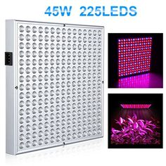 Special Offers - Excelvan PG02 45W 225 SMD LED Hydroponic Plant Grow Light & Lighting PanelBlue  Red Indoor Garden Plant Grow LightHydroponics System and Vegetables(165 red  60 blue)US. - In stock & Free Shipping. You can save more money! Check It (November 29 2016 at 05:40AM) >> http://growlightusa.net/excelvan-pg02-45w-225-smd-led-hydroponic-plant-grow-light-lighting-panelblue-red-indoor-garden-plant-grow-lighthydroponics-system-and-vegetables165-red-60-blueus/
