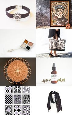 neutral color gifts by Sandra on Etsy--Pinned with TreasuryPin.com