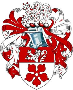 Welden family crest
