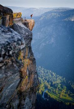 Top of the World - Yosemite - California