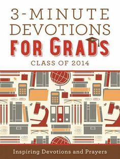 Prezzi e Sconti: #3-minute devotions for grads  ad Euro 5.62 in #Libri #Libri