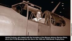 Women Air Force Service Pilots did everything short of combat flights- article by Eve Dumovich 8 Mar 2008