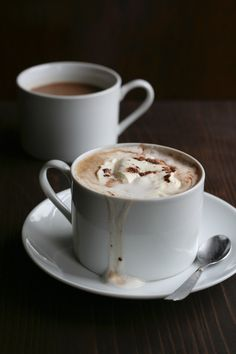 Hot Chocolate...Swerved!...[Continue Reading]