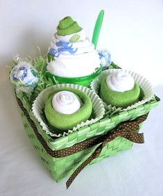 Cute baby shower gift
