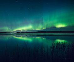 Galería | Auroras Boreales en Finlandia por Joni Niemelä