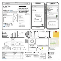 Balsamiq Wireframes is the industry standard quick and easy low-fidelity UI wireframing tool. Best Ui Design, Web Design, Tool Design, Design Thinking, Motion Design, Wireframe Mockup, Mobile Ui Patterns, Instructional Design, Photoshop