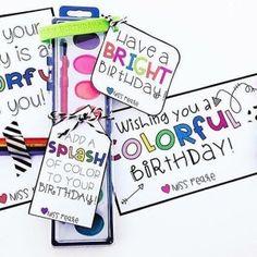 Classroom birthday gift ideas back to school classroom birth Classroom Birthday Gifts, Student Birthday Gifts, Preschool Birthday, Preschool Gifts, Student Gifts, School Classroom, Classroom Ideas, Preschool Literacy, Kindergarten