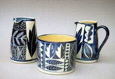 Ceramics by Annie Hewett at Studiopottery.co.uk - 2009.