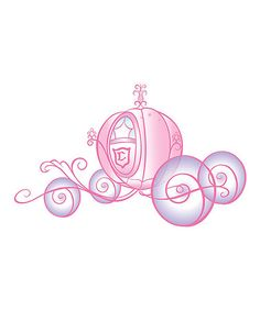 Take a look at this Princess Carriage Giant Wall Decal Set by Disney on #zulily today!