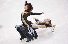 from Bridget Asquith - Ice Dancing  Cool Dance of Love