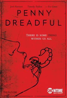 """""""You see, you're hunting for a man. You need to start hunting for a beast."""" Penny Dreadful, review."""