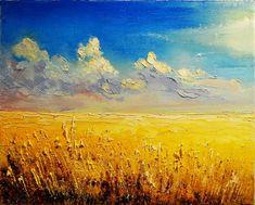 Trendy Ideas For Abstract Art Diy Mixed Media Artworks Canvas Painting Landscape, Landscape Artwork, Oil Painting Abstract, Abstract Art, Art Techniques, Art Oil, Art Pictures, Modern Art, Canvas Art
