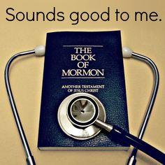 I love the Book of Mormon