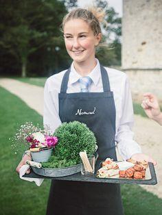 Lulworth Castle wedding. Nomads food. Stephanie Swann Photography.