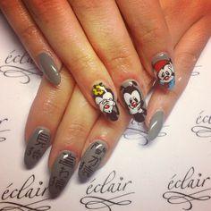 #eclair #eclairnail #nail #nailart #nailporn #nailswag