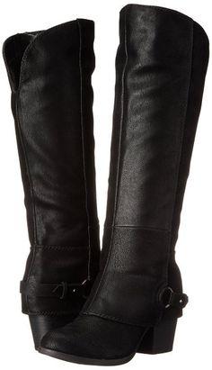 Fergalicious Women's Lexy Western Boot,BLACK , 5.5 M US