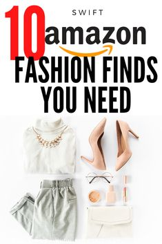 Looking to upgrade your wardrobe but wanting to save money? These affordable Amazon fashion finds (we share style inspiration on Tiktok!) are exactly what you want ! Cheap Fashion, Affordable Fashion, Amazon Beauty Products, Grunge Fashion, Outfit Sets, Sustainable Fashion, Plus Size Fashion, Fashion Beauty, Cool Outfits