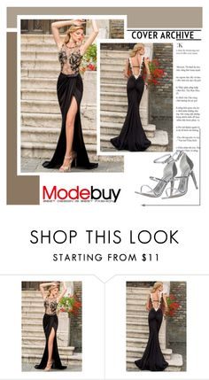 """""""Modebuy I/14"""" by amra-mak ❤ liked on Polyvore featuring Glamorous and modebuy"""