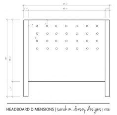 headboard measurements
