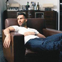 Adam Levine  He's really pretty perfect.