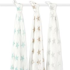Aden Anais Swaddle Blanket Bamboo Muslin Silky Soft Collection Breathable Milky Way for sale online Muslin Blankets, Muslin Swaddle Blanket, Swaddle Wrap, Swaddling Blankets, Baby Store, Baby Shower Gifts, Cotton Muslin, Amazon, Sleepsack