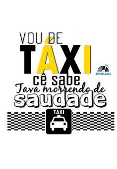 vou de táxi - angélica