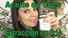 Como hacer aceite de coco casero Extracción en frio !