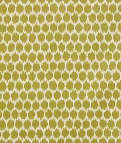 Pindler & Pindler Pippa Lime Fabric - $368.9   onlinefabricstore.net