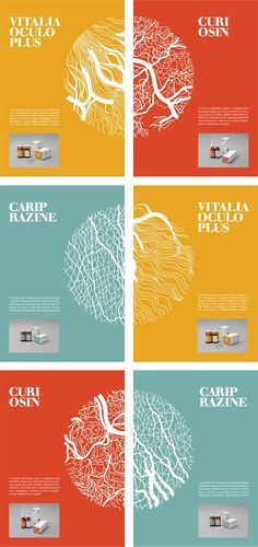 Packaging of the World: Creative Package Design Archive and Gallery: Medicine Package Design by Dóra Novotny (Student Project)