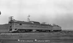 2 Budd cars on a curve at Ottawa West - july 1958 Railroad Photography, Ottawa, Trains, Artworks, The Past, Canada, Cars, Pictures, Photos