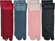 Socks PINKIT Soft & Cozy Solid Winter Thick Warm Fleece Lined Thermal Stretchy Elastic Velvet with Thumb Socks for Girls/Ladies/Women)(4 Pairs)- Multicolor Fabric: Velvet Type: Regular Pattern: Solid Multipack: 4 Sizes: Free Size Country of Origin: India Sizes Available: Free Size *Proof of Safe Delivery! Click to know on Safety Standards of Delivery Partners- https://ltl.sh/y_nZrAV3  Catalog Rating: ★4.4 (1887)  Catalog Name: Styles Modern Women Socks CatalogID_1926981 C72-SC1086 Code: 262-10542248-