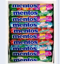 Mentos Canada: Win a Box of Mentos