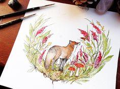 Jane Carkill Illustration (@lamblittle)
