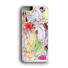 All Character Princess Disney Custom for iPhone Case and Samsung Case
