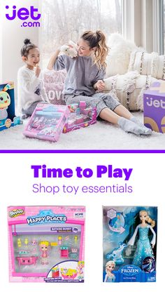 Make playtime fun with toys from Jet. From stuffed animals to action figures & statues, we've got everything you need at prices you can't resist. Keep playtime all fun and games with a combination of prices that drop as you shop, free shipping over $35, fast delivery, and free returns within 30 days.