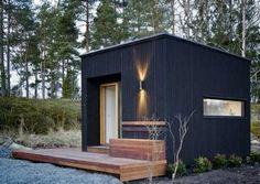 minimaliste design d'abri