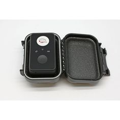 KJB Security iTrail Solo GPS Tracking Device with Magnetic Case