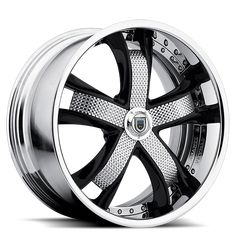 VF-600 custom watchband wheel www.asantiwheels.com