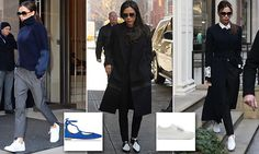 Victoria Beckham is hanging up her heels! FEMAIL picks flats for her