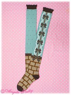 Sweet Cream House OTK in mint or pink