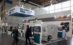 INTOREX Stand @ LIGNA Hannover 2017 done by Triumfo International