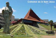 Catedral Senhor Bom Jesus - Palmas (PR)