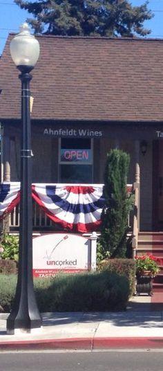 Uncorked at Oxbow - Napa, California #winetasting #wine #winery #bestwine #Napa #travel #vineyard #wines