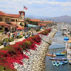"""See 252 photos and 15 tips from 2838 visitors to Ventura Harbor Village. """"Love the village, fish and chips at Andrea's seafood is a must and clam. California Getaways, California Travel, Southern California, California Beach, Best Weekend Trips, Day Trips, Weekend Fun, Girls Weekend, Ventura Harbor"""